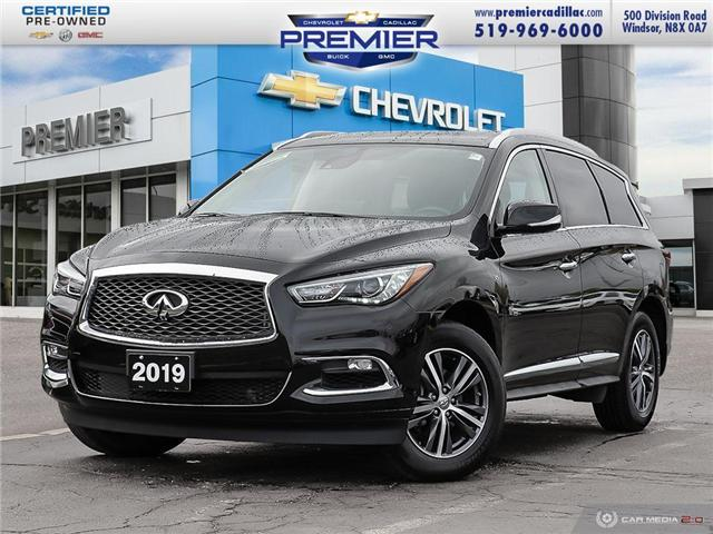 2019 Infiniti QX60 Pure (Stk: P19112) in Windsor - Image 1 of 29