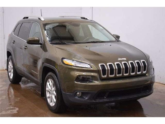 2016 Jeep Cherokee NORTH 4X4 - HTD SEATS * HTD STEERING * BACKUP CAM (Stk: B3779) in Cornwall - Image 2 of 30