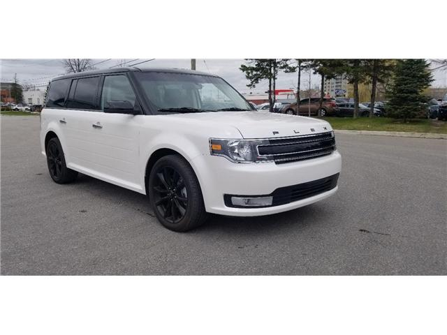 2018 Ford Flex SEL (Stk: P8609) in Unionville - Image 1 of 22