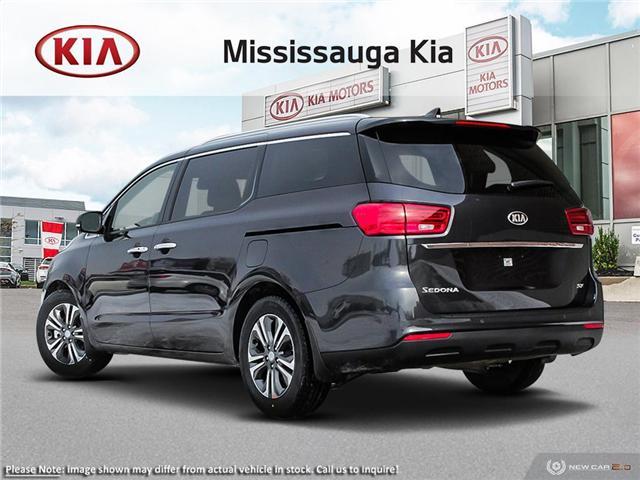 2019 Kia Sedona SX+ (Stk: SD19046) in Mississauga - Image 4 of 24