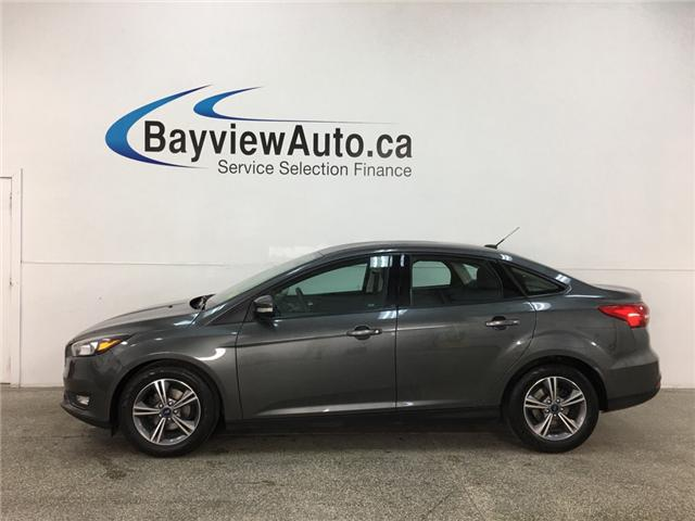 2017 Ford Focus SE (Stk: 34888W) in Belleville - Image 1 of 28