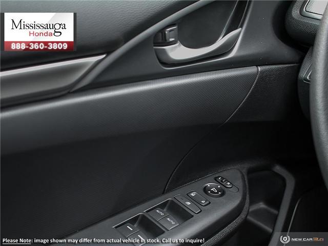 2019 Honda Civic LX (Stk: 326026) in Mississauga - Image 16 of 23
