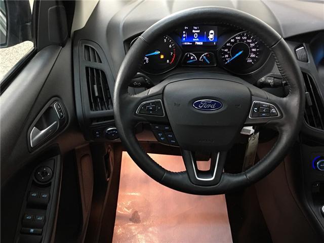 2017 Ford Focus SE (Stk: 34888W) in Belleville - Image 15 of 28