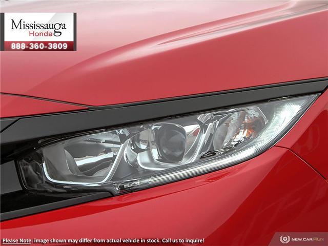 2019 Honda Civic LX (Stk: 326051) in Mississauga - Image 10 of 23
