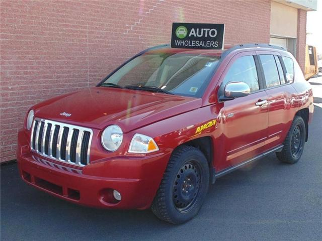 2009 Jeep Compass Sport/North (Stk: N103A) in Charlottetown - Image 1 of 7