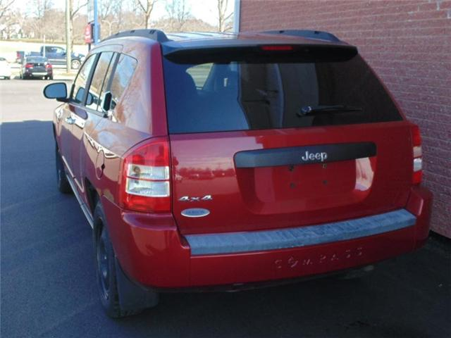 2009 Jeep Compass Sport/North (Stk: N103A) in Charlottetown - Image 2 of 7