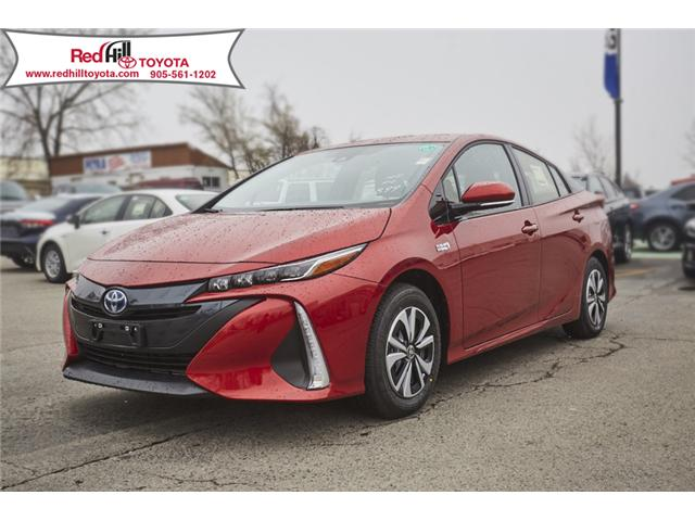 2019 Toyota Prius Prime Base (Stk: 19631) in Hamilton - Image 1 of 17