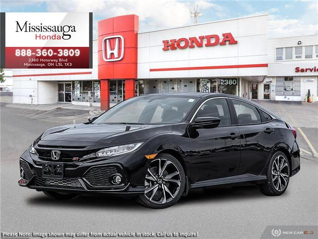 2019 Honda Civic Si Base (Stk: 326054) in Mississauga - Image 1 of 23