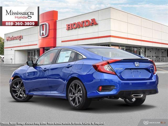 2019 Honda Civic Sport (Stk: 325903) in Mississauga - Image 4 of 23