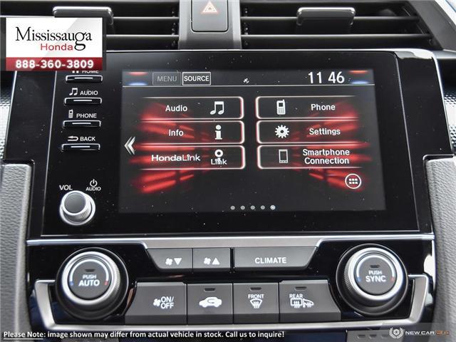2019 Honda Civic Sport (Stk: 325903) in Mississauga - Image 18 of 23