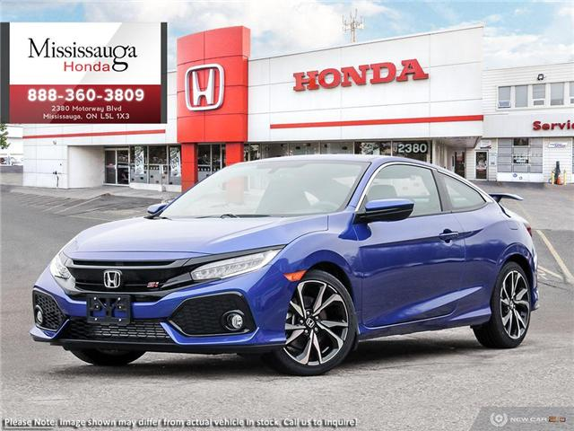 2019 Honda Civic Si Base (Stk: 326023) in Mississauga - Image 1 of 23