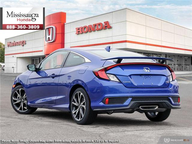 2019 Honda Civic Si Base (Stk: 326023) in Mississauga - Image 4 of 23