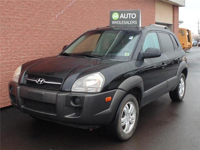 2006 Hyundai Tucson GL V6 (Stk: N244A) in Charlottetown - Image 1 of 7