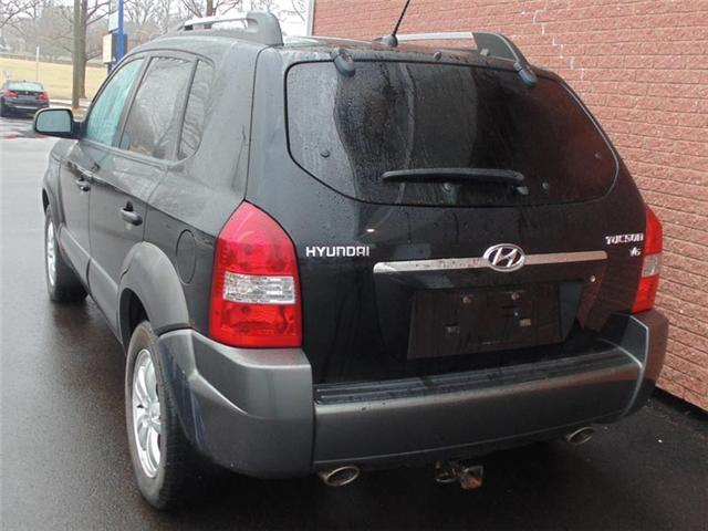 2006 Hyundai Tucson GL V6 (Stk: N244A) in Charlottetown - Image 2 of 7