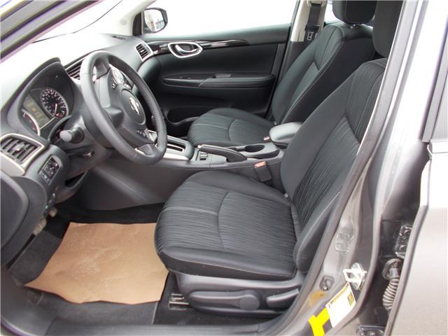 2018 Nissan Sentra 1.8 S (Stk: B2011) in Prince Albert - Image 10 of 21