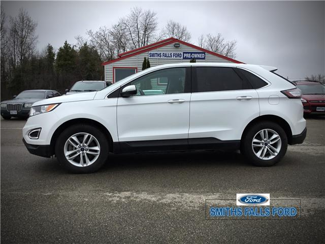 2016 Ford Edge SEL (Stk: W1079) in Smiths Falls - Image 2 of 7