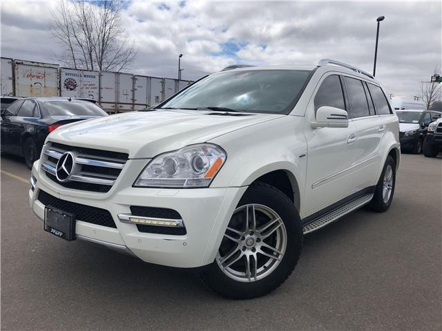 2012 Mercedes-Benz GL-Class Base (Stk: K3737A) in Kitchener - Image 1 of 11