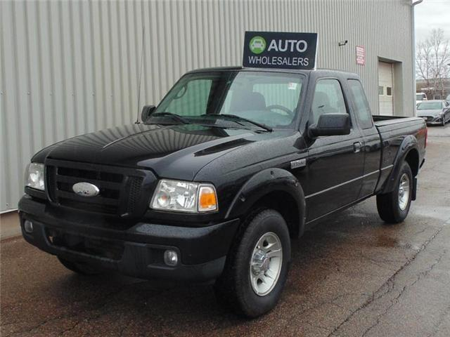 2007 Ford Ranger  (Stk: X4637C) in Charlottetown - Image 1 of 5