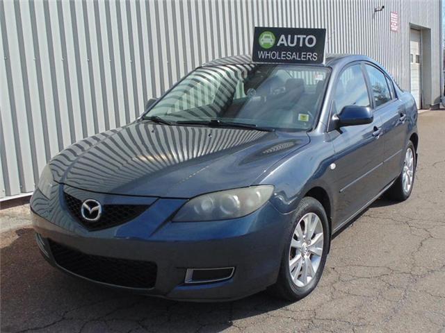 2008 Mazda Mazda3  (Stk: S6276B) in Charlottetown - Image 1 of 6
