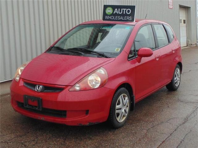 2007 Honda Fit LX (Stk: S6166B) in Charlottetown - Image 1 of 6
