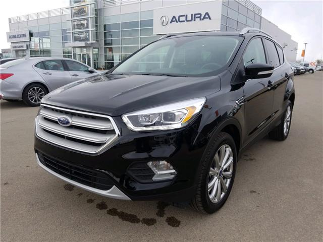 2018 Ford Escape Titanium (Stk: A4003) in Saskatoon - Image 1 of 26