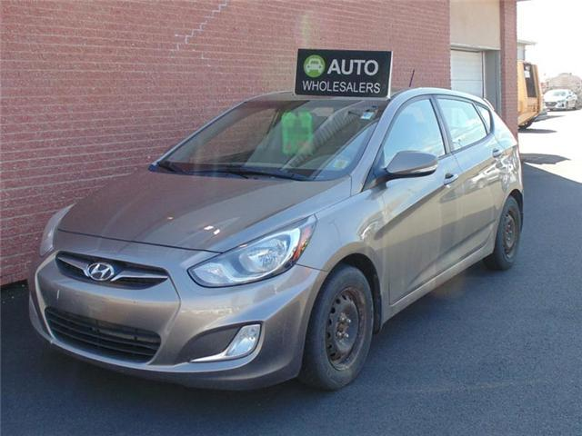 2013 Hyundai Accent GLS (Stk: PRO0544A) in Charlottetown - Image 1 of 5