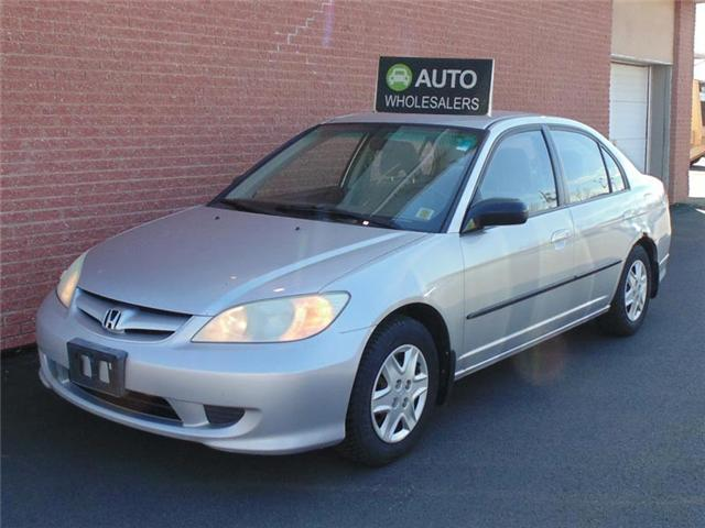 2004 Honda Civic DX-G (Stk: PRO0539A) in Charlottetown - Image 1 of 6