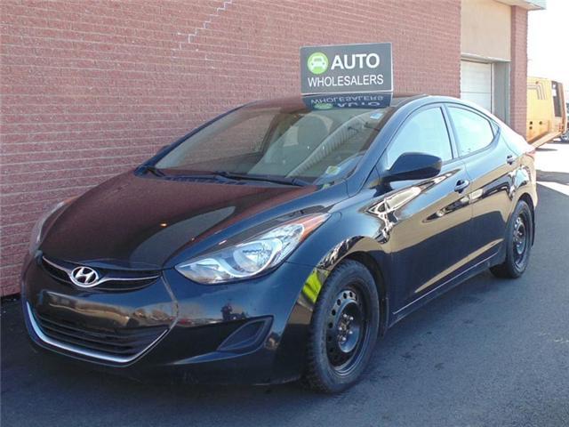 2013 Hyundai Elantra GL (Stk: SUB1559B) in Charlottetown - Image 1 of 6