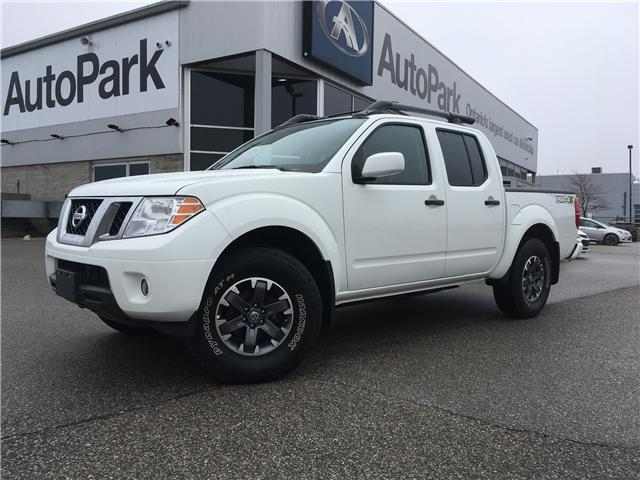 2019 Nissan Frontier PRO-4X (Stk: 19-16820RJB) in Barrie - Image 1 of 28