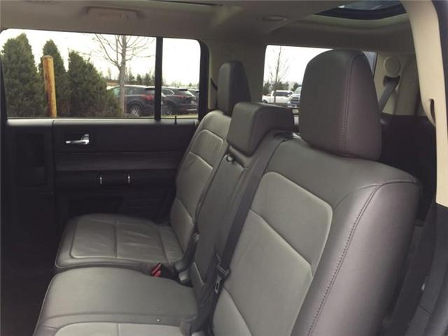 2017 Ford Flex Limited (Stk: 27482A) in Barrie - Image 11 of 30