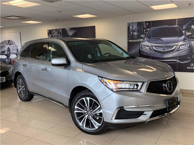 2019 Acura MDX Tech (Stk: M12649) in Toronto - Image 1 of 9