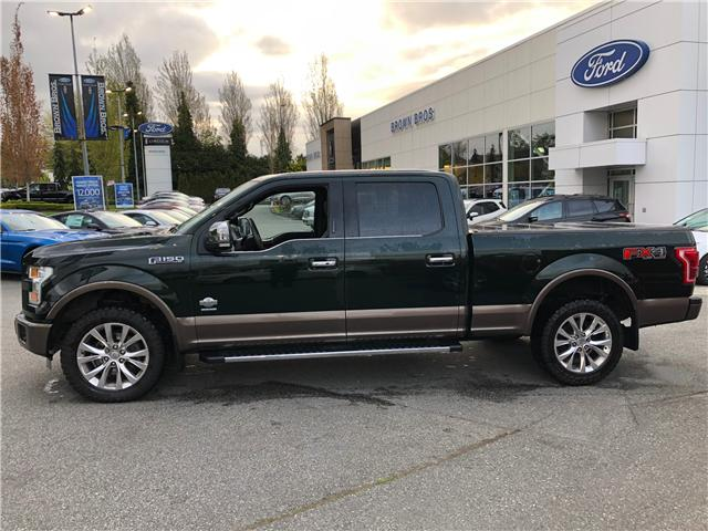 2016 Ford F-150 King Ranch (Stk: 196333A) in Vancouver - Image 2 of 26