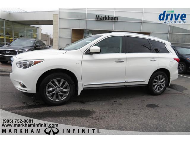 2014 Infiniti QX60 Base (Stk: K450A) in Markham - Image 2 of 29