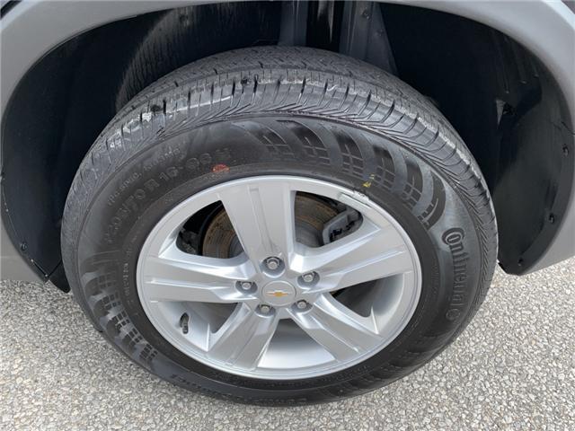 2019 Chevrolet Trax LT (Stk: KL130992) in Sarnia - Image 10 of 22
