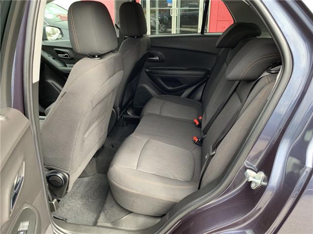 2019 Chevrolet Trax LT (Stk: KL130992) in Sarnia - Image 12 of 22