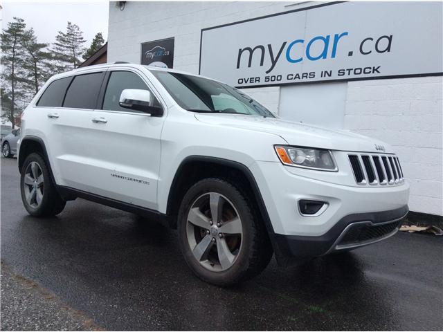 2014 Jeep Grand Cherokee Limited (Stk: 182130) in Kingston - Image 1 of 15