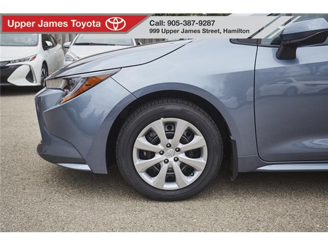 2020 Toyota Corolla LE (Stk: 200022) in Hamilton - Image 3 of 16