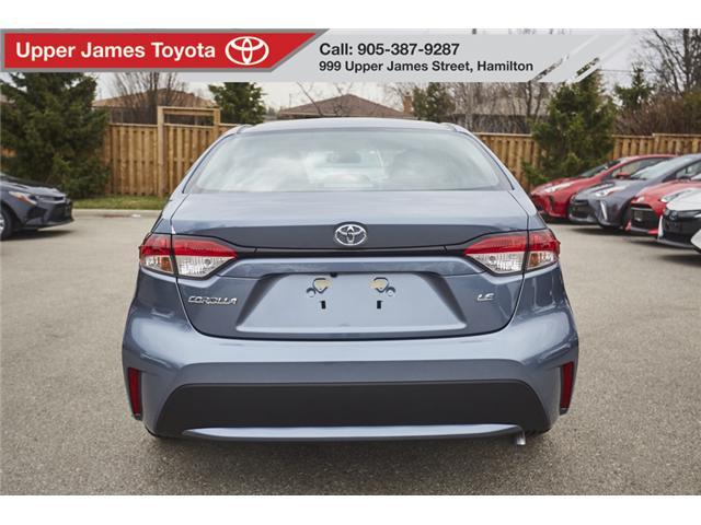 2020 Toyota Corolla LE (Stk: 200022) in Hamilton - Image 6 of 16