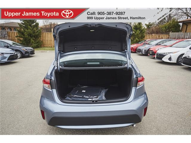 2020 Toyota Corolla LE (Stk: 200022) in Hamilton - Image 7 of 16