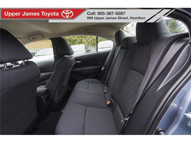 2020 Toyota Corolla LE (Stk: 200022) in Hamilton - Image 9 of 16