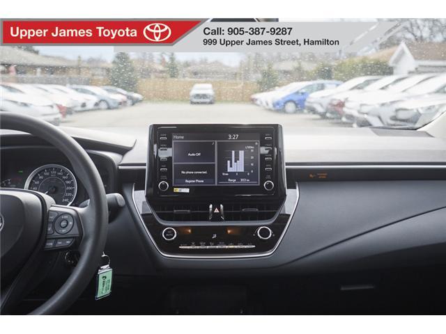 2020 Toyota Corolla LE (Stk: 200022) in Hamilton - Image 11 of 16