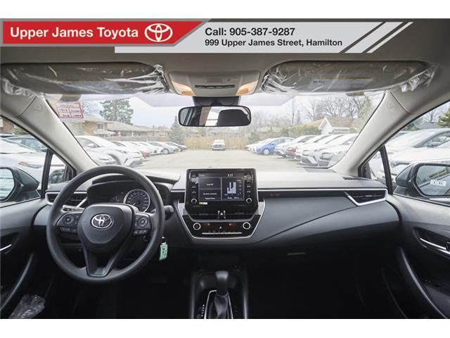 2020 Toyota Corolla LE (Stk: 200022) in Hamilton - Image 10 of 16
