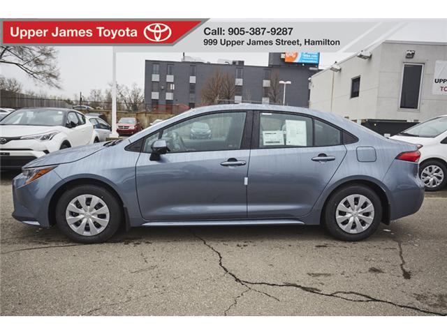 2020 Toyota Corolla L (Stk: 200021) in Hamilton - Image 2 of 16
