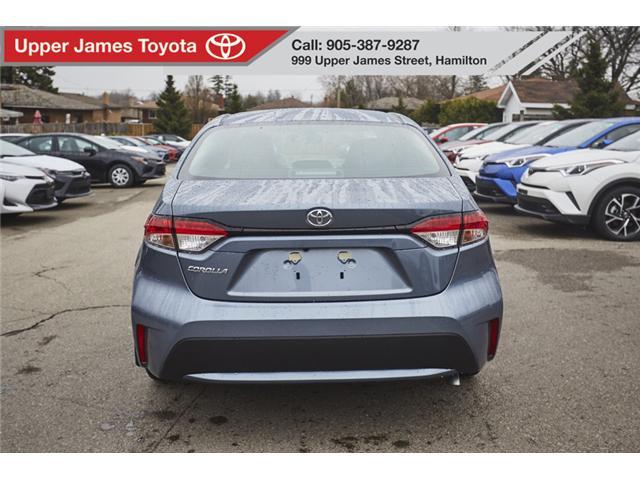 2020 Toyota Corolla L (Stk: 200021) in Hamilton - Image 6 of 16
