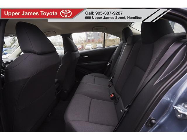2020 Toyota Corolla L (Stk: 200021) in Hamilton - Image 9 of 16