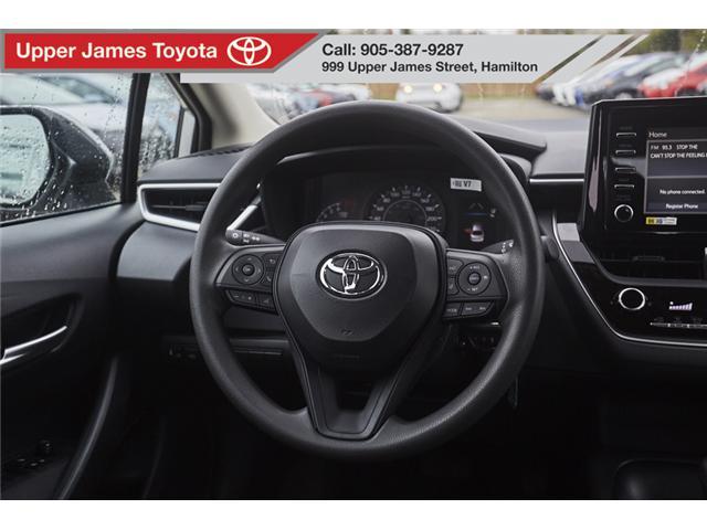 2020 Toyota Corolla L (Stk: 200021) in Hamilton - Image 13 of 16