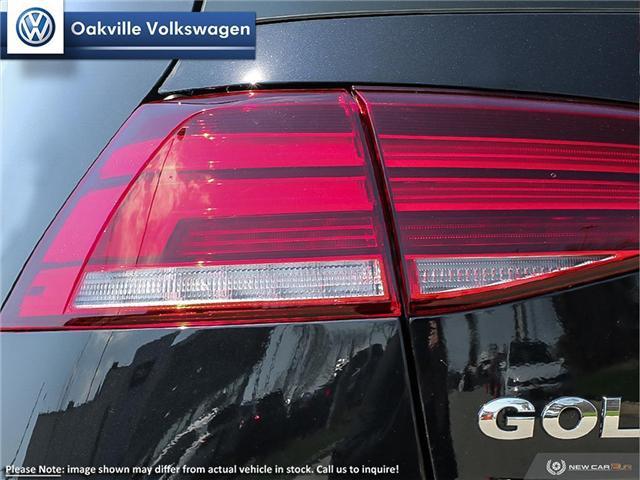 2019 Volkswagen Golf 1.4 TSI Highline (Stk: 21177) in Oakville - Image 11 of 11