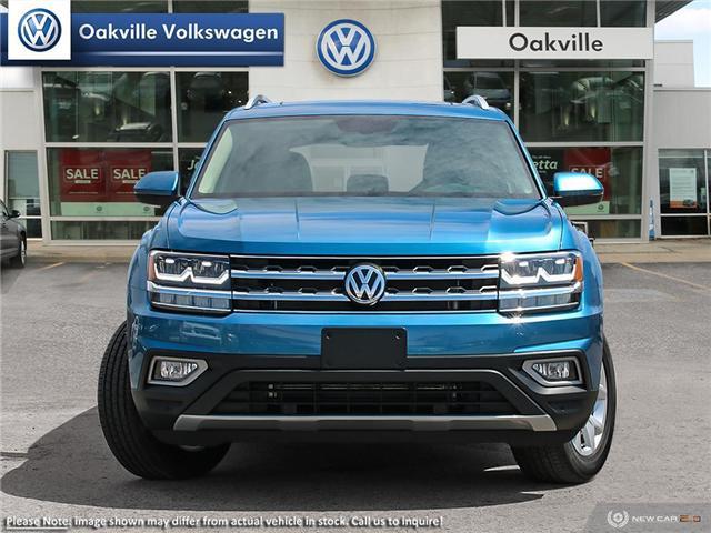 2019 Volkswagen Atlas 3.6 FSI Highline (Stk: 21192) in Oakville - Image 2 of 23