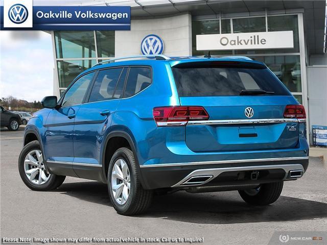 2019 Volkswagen Atlas 3.6 FSI Highline (Stk: 21192) in Oakville - Image 4 of 23