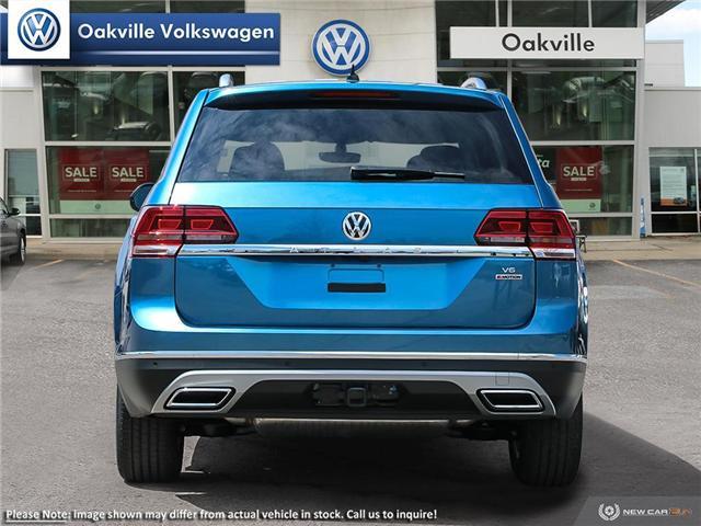 2019 Volkswagen Atlas 3.6 FSI Highline (Stk: 21192) in Oakville - Image 5 of 23